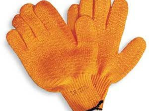 Leadering gloves