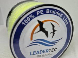 FISHING LINE & LEADER MATERIALS